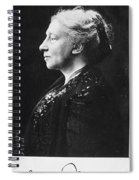 Lady Augusta Gregory Spiral Notebook