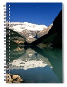 Lake Louise IIi Spiral Notebook