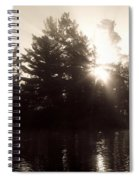 Lake Of The Woods, Ontario, Canada Spiral Notebook