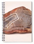 Lake Superior Agate Spiral Notebook