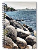 Lake Tahoe Vista Spiral Notebook
