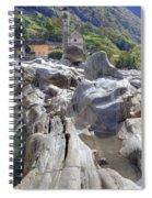 Lavertezzo - Ticino Spiral Notebook