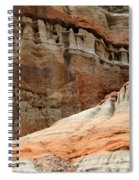 Layers Of Time Spiral Notebook