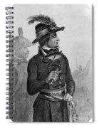 Lazare Carnot (1753-1823) Spiral Notebook