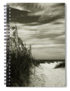 Let's Go To The Beach Spiral Notebook