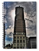 Liberty Building Spiral Notebook