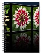 Life Of A Zinnia Spiral Notebook