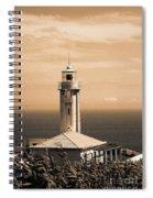 Lighthouse Spiral Notebook