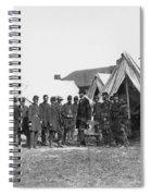 Lincoln & Mcclellan Spiral Notebook