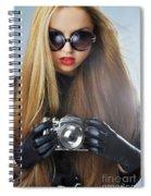 Liuda10 Spiral Notebook