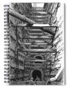 London:fleet Street Sewer Spiral Notebook