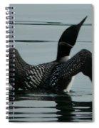 Loon Spiral Notebook