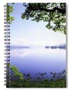 Lough Gill, Co Sligo, Ireland Irish Spiral Notebook