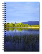 Lough Gill, Co Sligo, Ireland Spiral Notebook