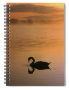 Lough Leane, Lakes Of Killarney, Co Spiral Notebook