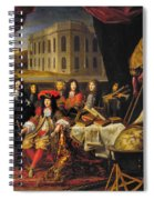 Louis Xiv (1638-1715) Spiral Notebook