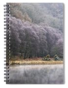 Lower Lake, Glendalough, County Spiral Notebook