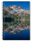 Lower Sardine Lake  Spiral Notebook