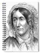 Mary Somerville, Scottish Polymath Spiral Notebook