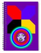 Medal Spiral Notebook