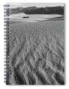 Mesquite Dunes 15 Spiral Notebook
