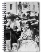 Mexico: Letter Writer Spiral Notebook