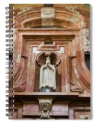 Mezquita Cathedral Architectural Details Spiral Notebook