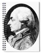 Michel G.j. De Crevecoeur Spiral Notebook