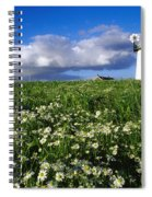 Millisle, County Down, Ireland Spiral Notebook