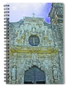 Mission San Jose San Antonio Spiral Notebook