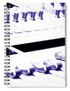 Mixing Console Spiral Notebook