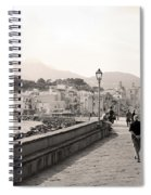 Molto Romantico Spiral Notebook