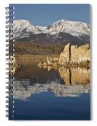 Mono Glow Spiral Notebook