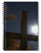 Moon Rising One Spiral Notebook
