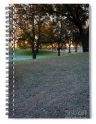 Morning Sun Spiral Notebook