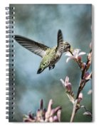 Morning Surprises Spiral Notebook