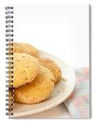 Moroccan Biscuits Spiral Notebook