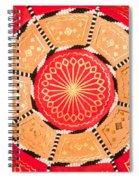Moroccan Cushion Spiral Notebook