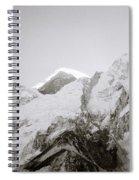Mount Everest Spiral Notebook