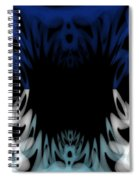 Mouth Of The Beast. Spiral Notebook