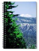 Mt Desert Island Maine Spiral Notebook