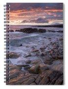 Mullaghmore Head, Co Sligo, Ireland Spiral Notebook