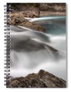 Natural Bridge Yoho National Park Spiral Notebook