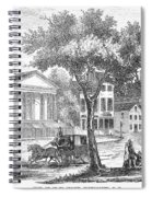 New Hampshire: Portsmouth Spiral Notebook