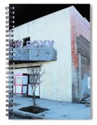 New Roxy Clarksdale Ms Spiral Notebook