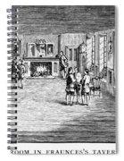 New York: Fraunces Tavern Spiral Notebook