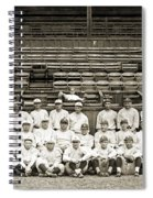 New York Yankees, C1921 Spiral Notebook