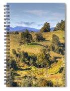 New Zealand Spiral Notebook