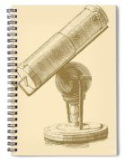 Newtons Little Reflector Spiral Notebook