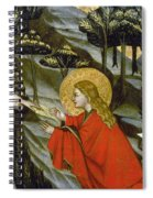 Noli Me Tangere Spiral Notebook